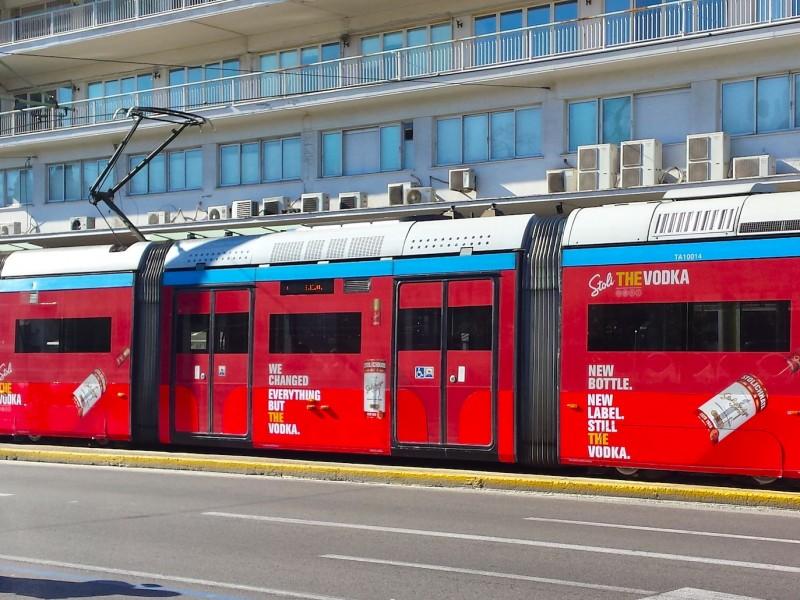 Tram Stolichnaya 2